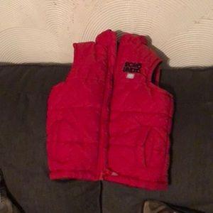 Ecko Unlimited Jackets & Coats - Red Ecko Unltd puffer vest